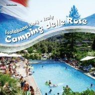 Brochure PDF - Camping delle Rose