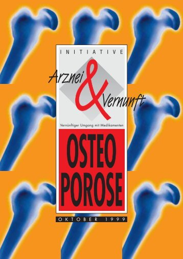 Osteoporose - Wiener Gebietskrankenkasse
