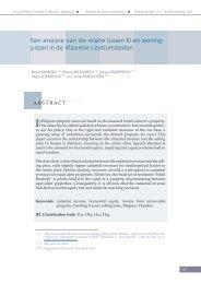Een analyse van de relatie tussen KI en woningprijzen in de ...