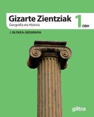 Gizarte Zientziak - Edebé