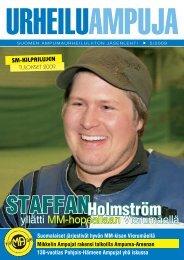 urheiluampuja 5-2009.pdf - Suomen Ampumaurheiluliitto ry