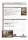 seminarie - Le Château de Namur - Page 2