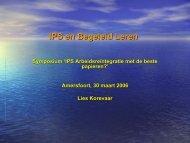 Begeleid Leren-programma - swphost.com