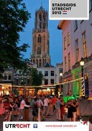 stadsgids Utrecht 2012 - Bezoek Utrecht