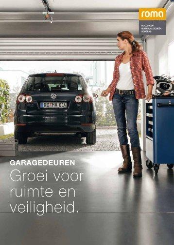 ROMA Garagedeuren folder - Van Dorst Rolluiken & Zonwering