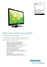 Philips 22 inch EasySuite+ LED TV (22HFL3017D_10)