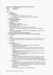 Verslag algemene ledenvergadering DZC'68 van 23 november 2011