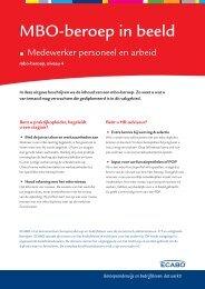 Medewerker personeel en arbeid (niveau 4) - Ecabo
