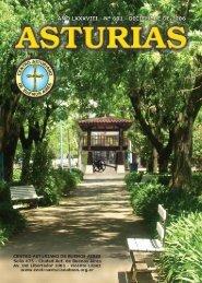 ASTURIAS - 1 - Centro Asturiano - Buenos Aires