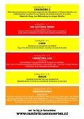 Concertwijzer seizoen '09 - Cambrinus Concerten - Page 4