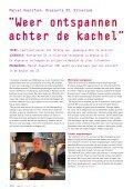 Trends maken werk uitdagend - FNV Horeca - Page 4