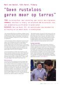 Trends maken werk uitdagend - FNV Horeca - Page 5