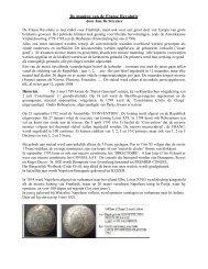 De munten van de Franse revolutie - Numismatica Herentals