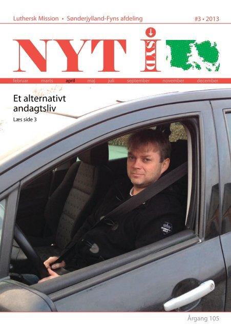 Nyt i Syd 03-2013 - Luthersk Mission, Sønderjyllands Afdeling