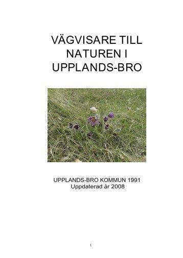 Naturguide - Upplands-Bro