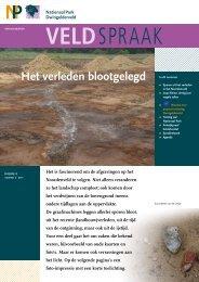 Veldspraak 2 2011 - Dwingelderveld