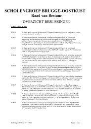 Raad van Bestuur - 28-11-2011.pdf - Scholengroep Brugge-Oostkust