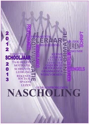 nascholing - FIdE