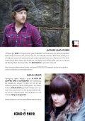 SOLO 2012 Artister Program och Länkar PDF - Teater Trixter - Page 3