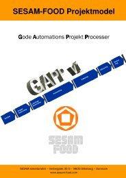 SESAM-FOOD Projektmodel - SESAM World