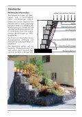 Betonelemente + Steinkörbe - Sulser AG - Seite 6