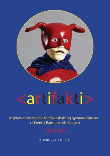 Get lost - Fredrik Raddum - Aros
