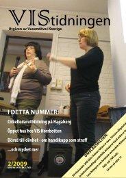 VIStidningen 2/2009
