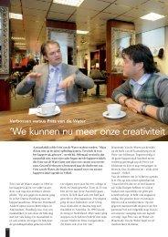 Bedrijvig Uden november 2009