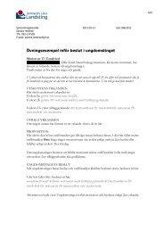 Övningsexempel tinget.pdf - Jämtlands läns landsting