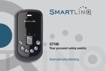 Gebruikershandleiding Your personal safety mobile