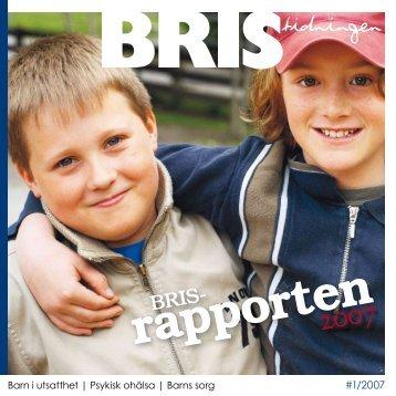 BRIS-rapporten 2007