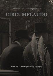 Maart - April 2013 (pdf) - Circumplaudo