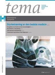Tema #1,2009 - Bispebjerg Hospital