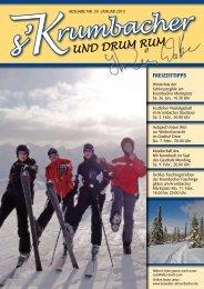 Heft 30 - Ausgabe Jan. 2013 - Dahoim