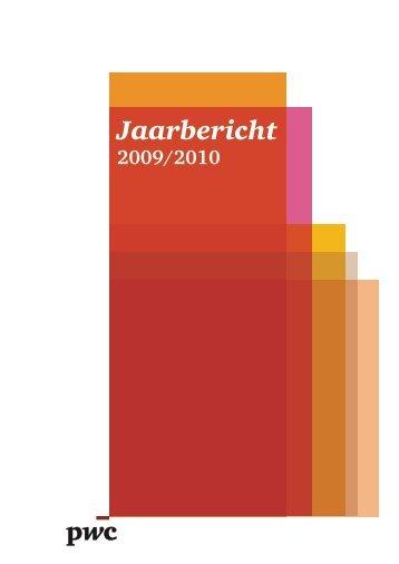 PwC Jaarbericht 2009/2010 - Accountancy Nieuws