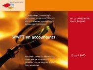 Presentatie BFT april 2013