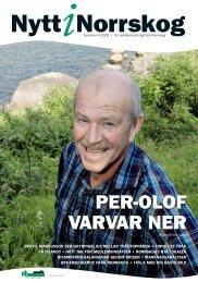 Nytt i Norrskog nr4 2009