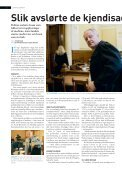 SJANSELØSE - Politiets Fellesforbund - Page 6