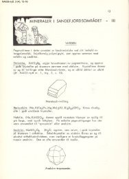 Mineraler i Sandefjordsområdet III. Varden pdf - NAGS