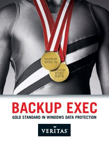 gold standard in windows data protection - Eval.veritas.com