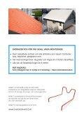 Undvik olyckor med snöras från taket. Låt oss ... - ServiceFinder - Page 2