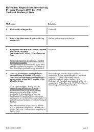 Referat for: Ringsted-Sorø Provstiudvalg PU møde 18. marts 2009 ...