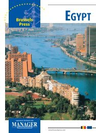 Egypt - Brussels Press