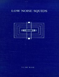 Low Noise Squids - Walinco