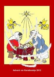 Advent- en Kerstboekje 2012