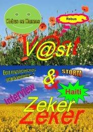 V@st&Zeker (jun-2010) - Christelijke Jeugdkampen