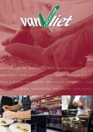 Buffetten - Van Vliet catering