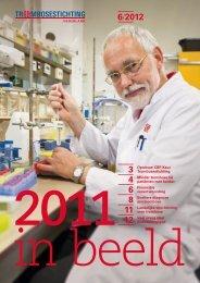 verkort jaarverslag 2011 - Trombosestichting
