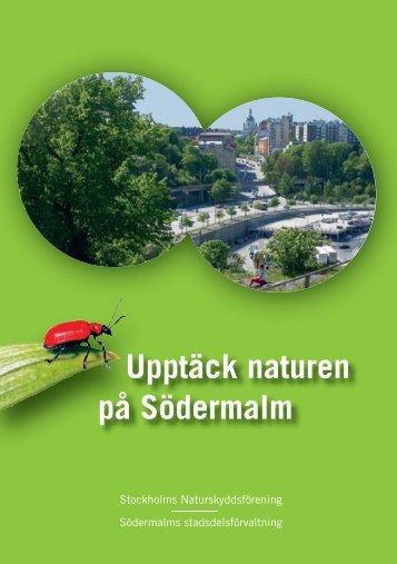 Upptäck naturen på Södermalm - Utinaturen.nu