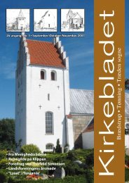 Kirkeblad nr. 3 - Brædstrup Kirke